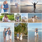 Maui Family Photography Session at Baby Beach in Lahaina