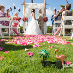 Maui Wedding Photography at Kaanapali Beach Hotel by Aubrey Hord
