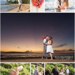 Colorful Elopement in Wailea