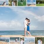 North Shore Engagement Session on Maui