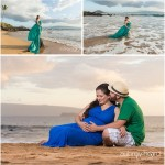 Beautiful Babymoon Session in Wailea