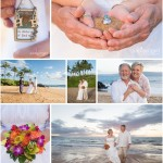 Sweet Maui Sunset Elopement in Wailea