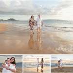 Maui Anniversary Sunset Photo Session