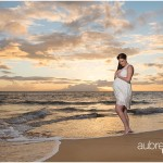 Maui Babymoon Maternity Photos