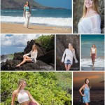 Senior Portraits on Maui in Wailea with Jacey by Aubrey Hord