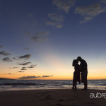 Romantic Maui Portrait at Twilight