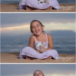 Fun Family Photo Session in Wailea by Maui Photographer Aubrey Hord