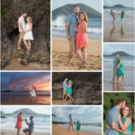 Sweet Maui Engagement Session in Wailea