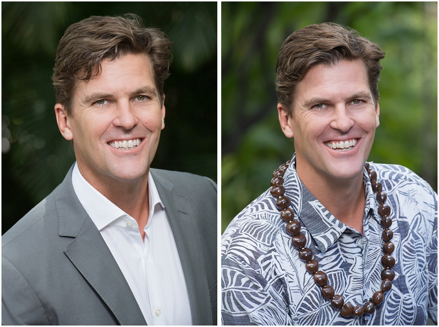 Maui Business Headshots with Sean by Photographer Aubrey Hord