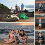 Creating a Creative Maui Christmas Card Photo by Maui Photographer Aubrey Hord