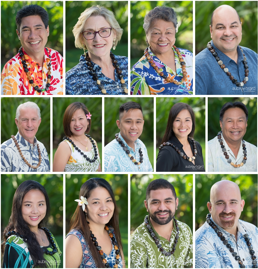 Maui Headshot Photography in Hawaii by Aubrey Hord