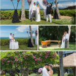 Maui Stylized Wedding Shoot for Kaanapali Weddings by Maui Photographer Aubrey Hord