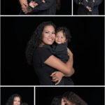 Maui Family Portraits in Studio with the Argel Family by Aubrey Hord