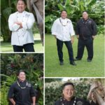 On Location Chef Portraits for Kaanapali Beach Hotel by Maui Photographer Aubrey Hord