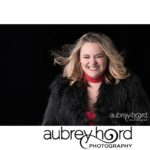 In Studio Luxury Portraits with Justine by Maui Photographer Aubrey Hord