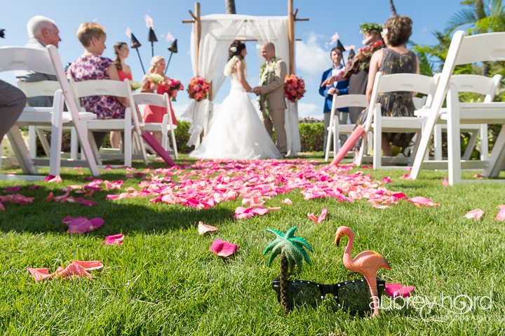 Maui Wedding Photography At Kaanapali Beach Hotel And Changs Photographer Aubrey Hord